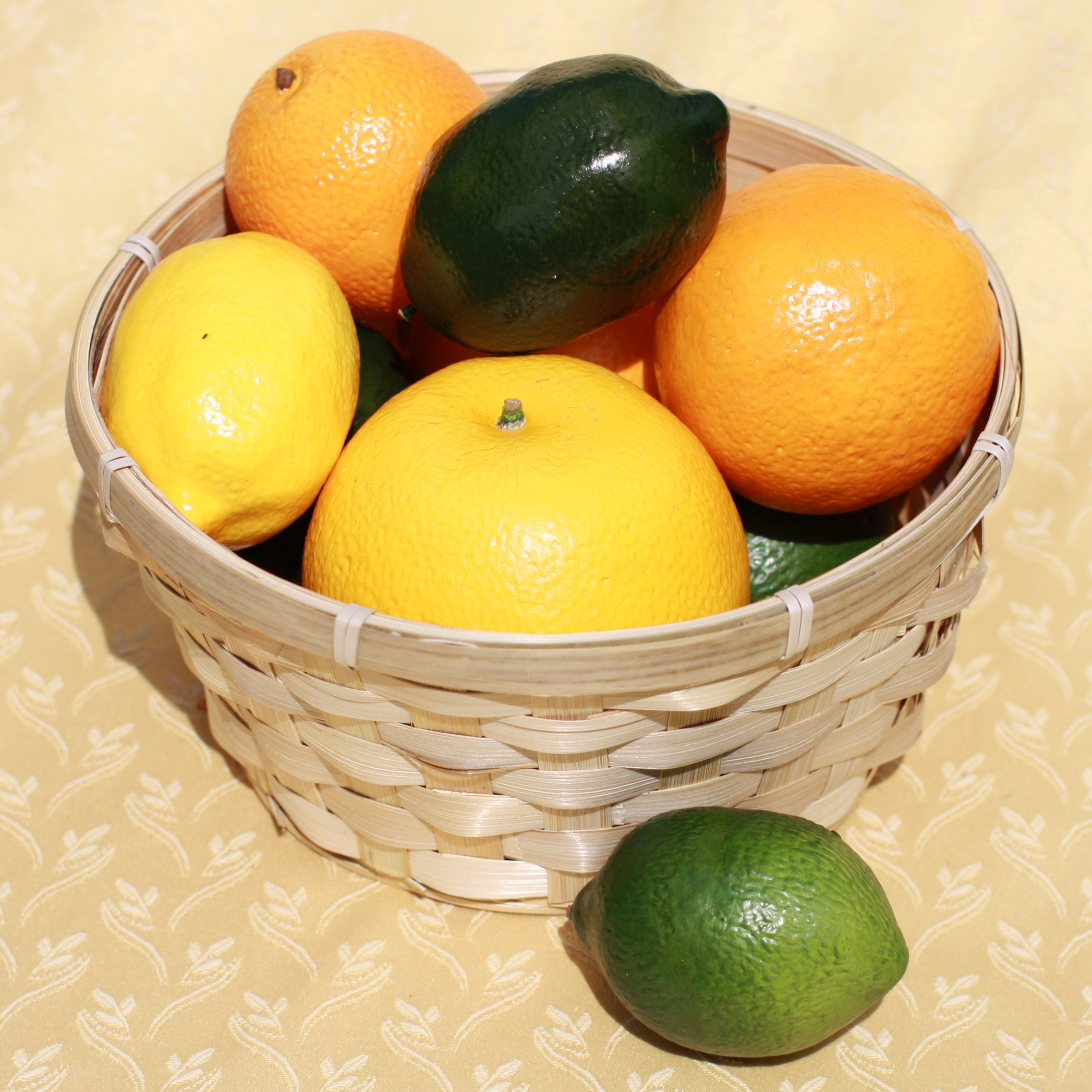 Artificial Citrus Fruit