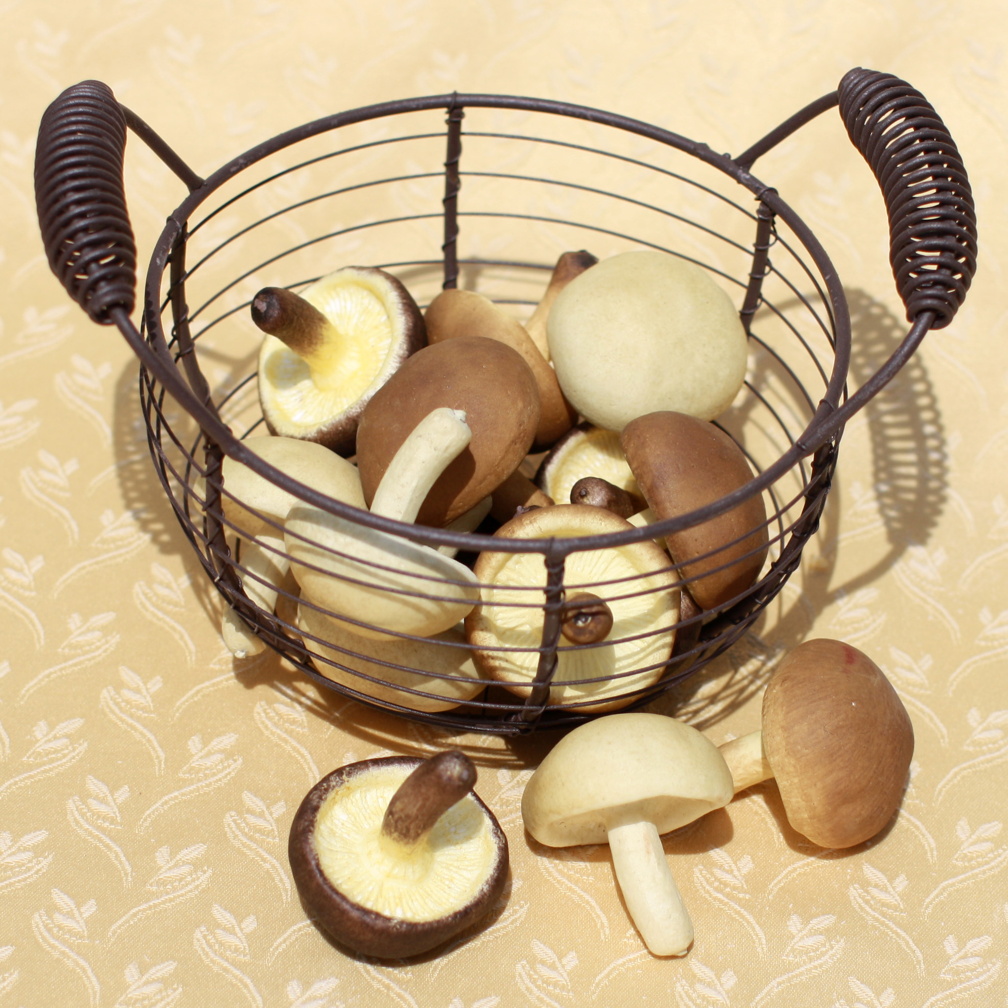 Artificial Mushrooms