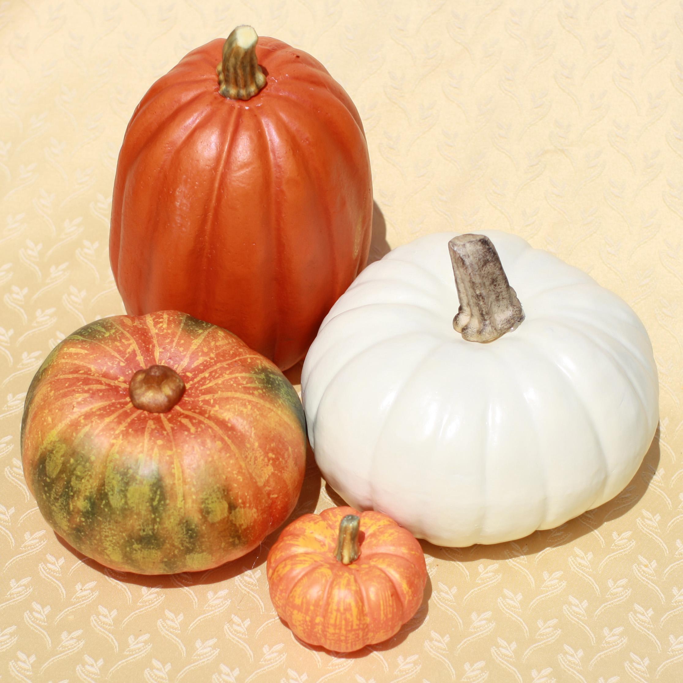 Artificial Pumpkins