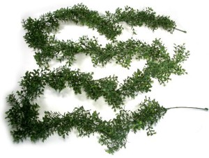 Boxwood Poly Garland